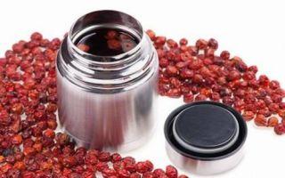 Как правильно заваривать сушеный боярышник: в термосе, чайнике