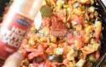 Рецепты на зиму: икра из кабачков и баклажанов