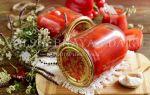 Лечо с томатным соком: рецепт на зиму из болгарского перца