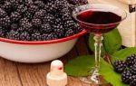 Вино из ежевики в домашних условиях: простой рецепт и секреты виноделов