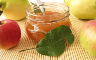 Варенье из айвы: самый вкусный рецепт