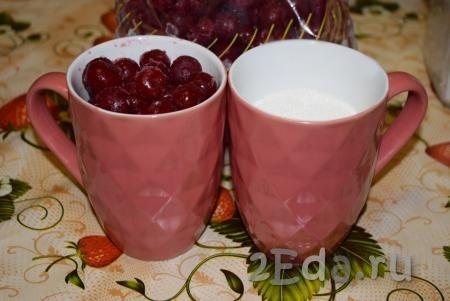 Компот из вишни на зиму: рецепт на 3 литра, из замороженной вишни, с косточками, как закрывать компот