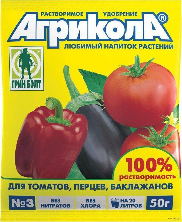 Рецепты подкормок помидоров