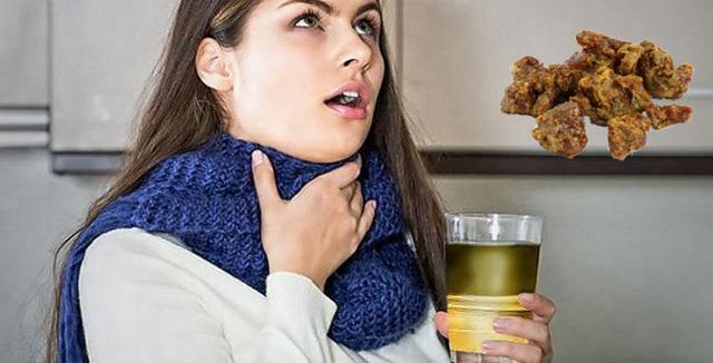 Прополис от кашля: взрослым, детям, рецепты с молоком, как принимать
