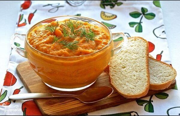 Рецепт кабачковой икры с морковью на зиму