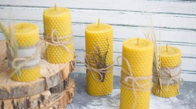 Свечи из пчелиного (натурального) воска: для чего, как сделать своими руками