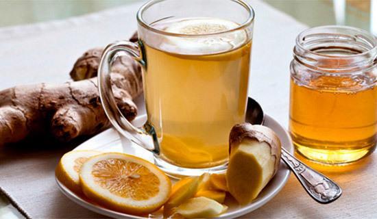 Напиток из имбиря и лимона: рецепты для похудения и иммунитета