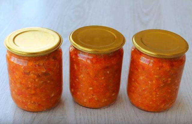Аджика из кабачков на зиму: рецепты «Пальчики оближешь»