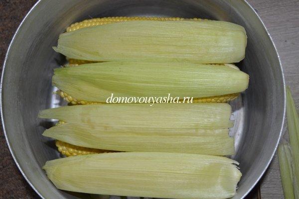 Замороженная кукуруза: в початках, в зернах, как правильно заморозить
