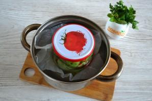 Армянчики из зеленых помидор: рецепт приготовления с фото
