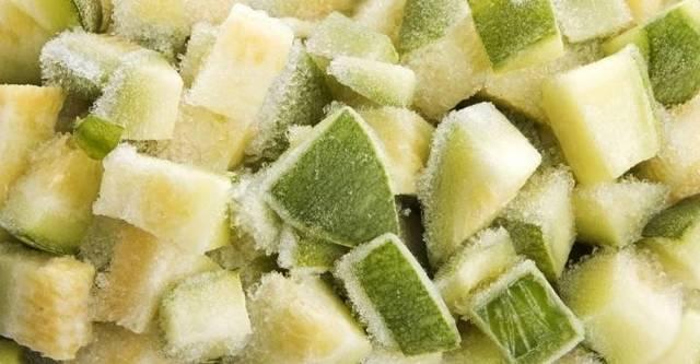 Как заморозить кабачки на зиму в морозилке: рецепты, способы заморозки для прикорма
