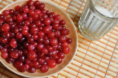 Клюквенный квас: рецепт без дрожжей