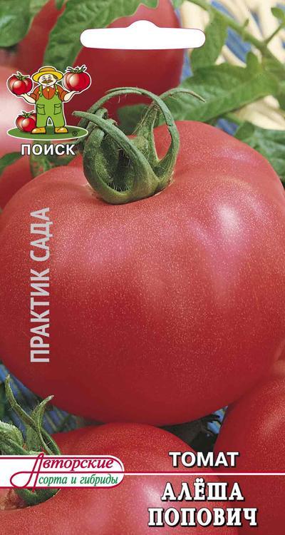 Томат Алеша Попович: характеристика и описание сорта