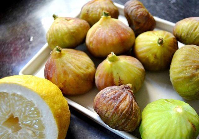 Варенье из инжира с лимоном: рецепты приготовления с фото, с орехами