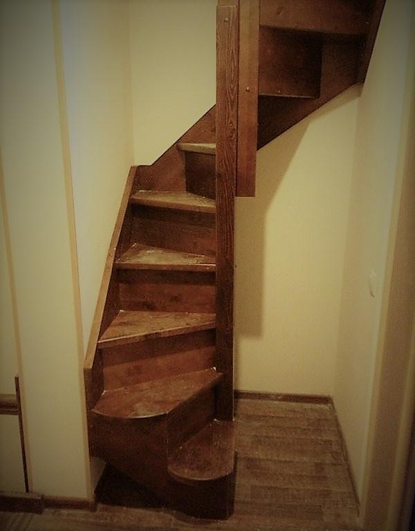 Лестница в погреб своими руками: металлическая, деревянная, винтовая, фото и видео
