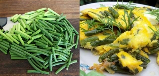 Рецепты зелени чеснока на зиму