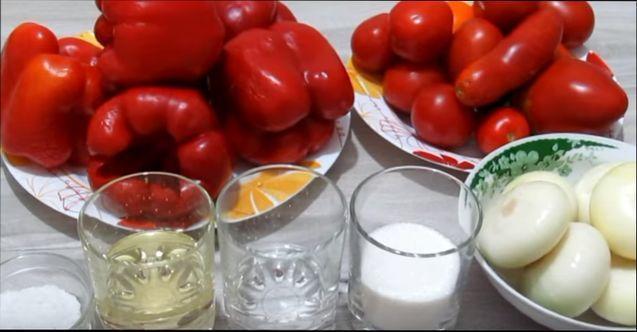 Сладкое лечо на зиму: пошаговый рецепт