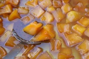 Компот из тыквы на зиму: с ананасом, яблоками, апельсином
