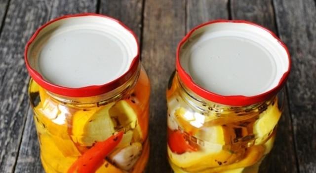 Патиссоны: рецепты приготовления на зиму без стерилизации