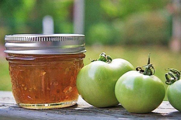 Варенье из зеленых помидор: вкусные рецепты с ромом, грецкими орехами, лимоном