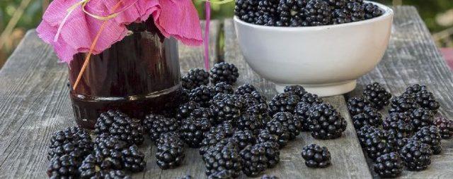 Варенье из ежевики на зиму: рецепты, с целыми ягодами, пятиминутка
