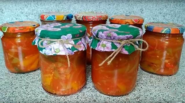 Лечо с морковью: рецепты с болгарским перцем, луком и помидорами
