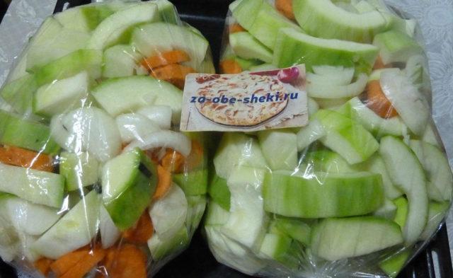 Кабачковая икра в духовке: рецепт для запекания на зиму
