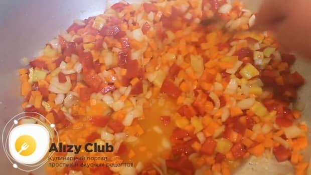 Рецепт лечо с фасолью на зиму с фото