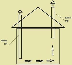 Вентиляция в курятнике: как сделать своими руками, схема, видео