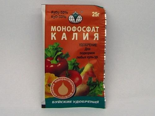 Виды фосфорных удобрений для томатов