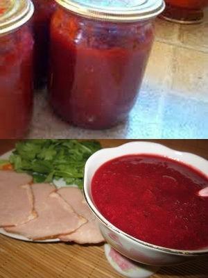 Ткемали из помидоров на зиму: рецепт с фото