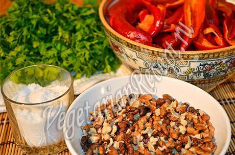Грузинская аджика на зиму: традиционный рецепт с орехами и острым перцем