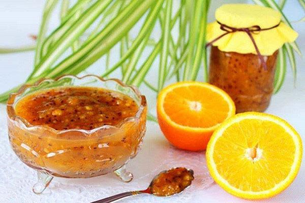 Варенье из крыжовника и апельсина: рецепты на зиму, с лимоном, царское, изумрудное, на мясорубке, фото