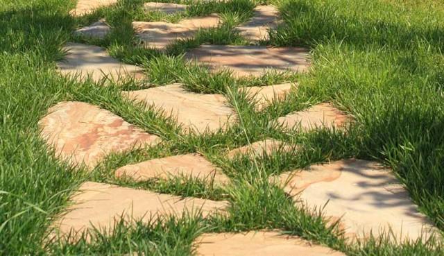 Дорожки от сорняков