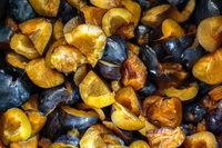 Аджика из сливы на зиму: рецепты из чернослива и желтых слив