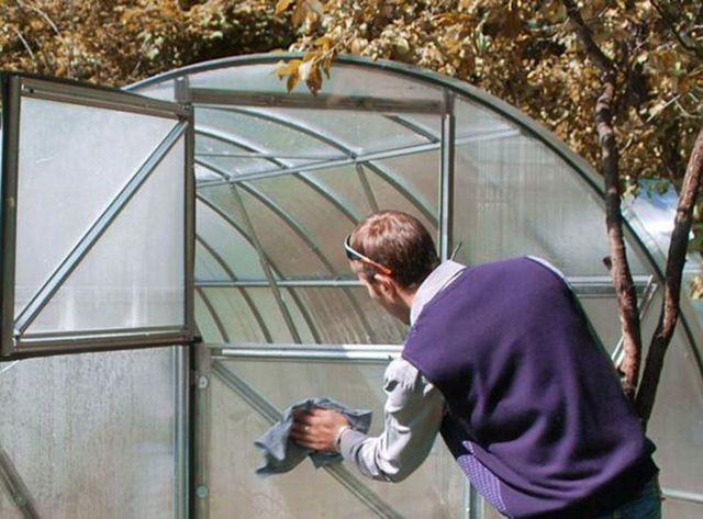 Парник Бабочка своими руками из поликарбоната