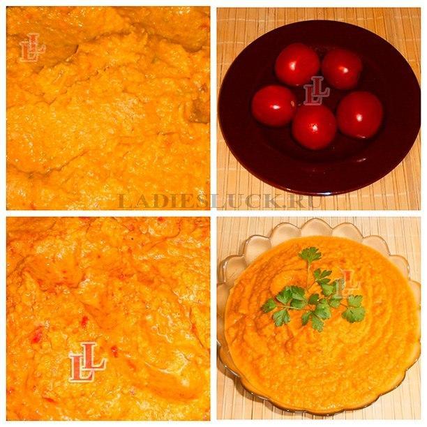 Икра из обжаренных кабачков: пошаговый рецепт с фото