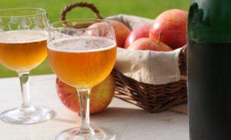 Яблочное вино в домашних условиях: простой рецепт, с перчаткой, видео