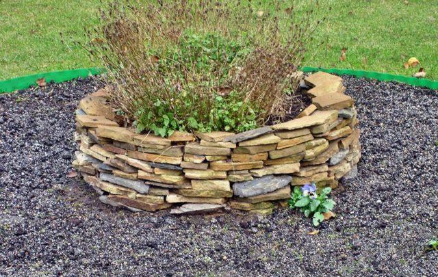 Сад из камней своими руками: фото красивых композиций + пошаговый мастер-класс