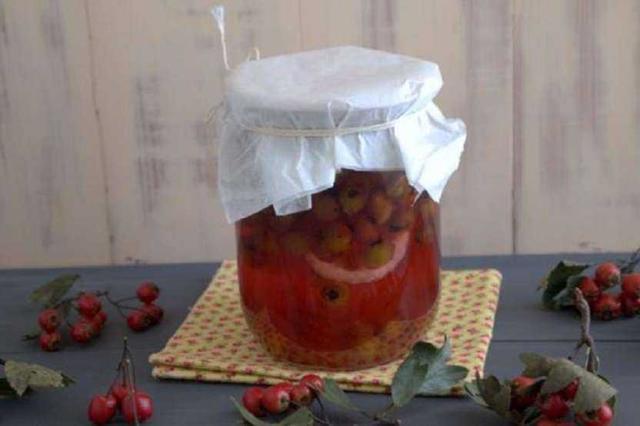 Варенье из боярышника с косточками: рецепты с яблоками, айвой, брусникой, лимоном