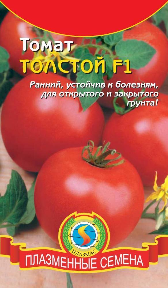 Томат Толстой f1: описание сорта, фото, отзывы