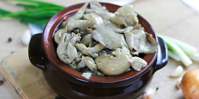 Рецепт быстрого приготовления маринованных вешенок: вкусно, в домашних условиях