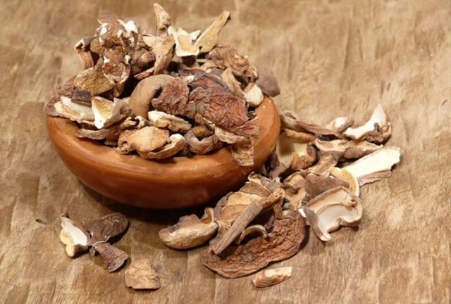 Рецепты икры из сухих грибов пальчики оближешь