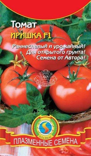 Томат Иришка f1: характеристика и описание сорта