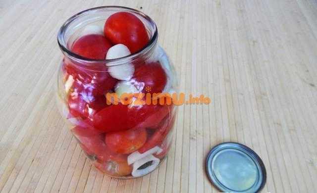 Зеленые помидоры по-грузински: квашеные, маринованные, фаршированные, консервированные