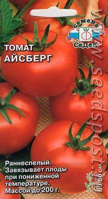 Томат Айсберг: описание, фото, отзывы