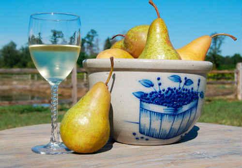 Вино из груши в домашних условиях: 8 простых рецептов