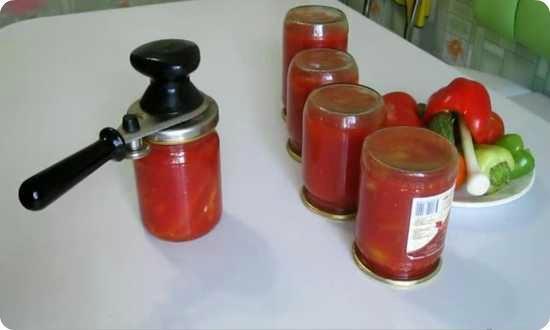 Лечо без стерилизации: рецепт на зиму