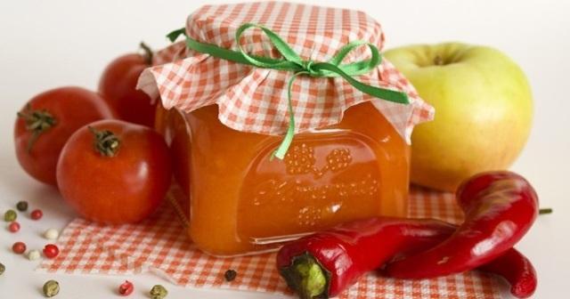 Кетчуп из сливы на зиму: простые рецепты с яблоками, с помидорами, с томатной пастой, с перцем