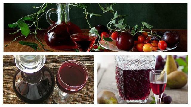 Сливовая настойка в домашних условиях: простые рецепты, на водке, самогон